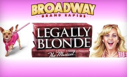 Broadway Grand Rapids Presents: