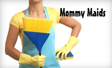 Mommy Maids: Area Up to 2,000 Square Feet - Mommy Maids in