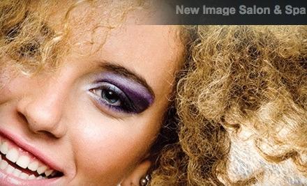 New Image Salon & Spa: Mani-Pedi - New Image Salon & Spa in Lincoln