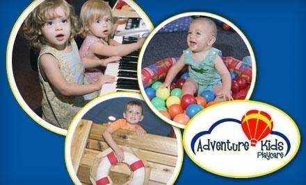 Adventure Kids Playcare Houston Frisco Tx Groupon