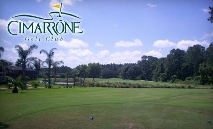 Cimarrone Golf Club Jacksonville Fl Groupon