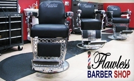 Flawless Barber Shop - Corpus Christi, TX Groupon