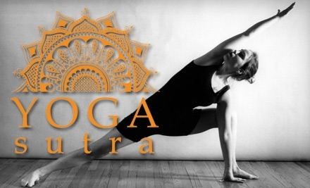 Yoga Sutra NYC: 20-Class Pass - Yoga Sutra NYC in New York
