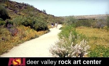 Deer Valley Rock Art Center Phoenix Az Groupon