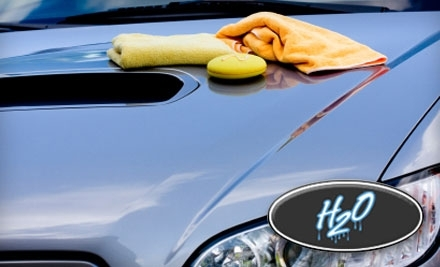 $100 Groupon to H2O Hand Car Wash and Detail: 500 S Lamar Blvd. - H2O Hand Car Wash and Detail in Austin