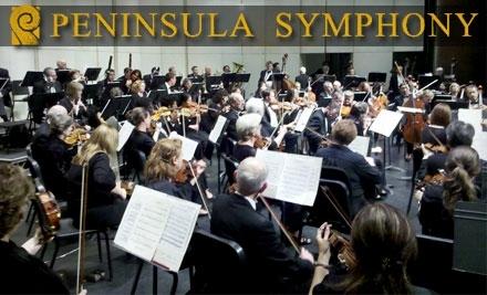 Peninsula Symphony: