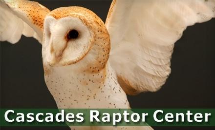 Cascades Raptor Center: Individual 1-Year Membership - Cascades Raptor Center in Eugene