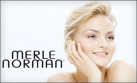 Merle Norman Salon Spa Brentwood Tn
