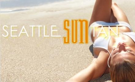 Seattle Sun Tan: 5 Versa Spray Tans - Seattle Sun Tan in Seattle