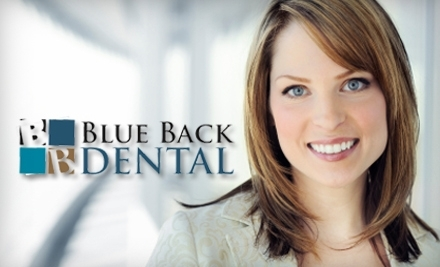 Blue Back Dental: In-Office Teeth Whitening Treatment - Blue Back Dental in West Hartford