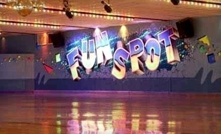 Fun Spot Skating Center Belleville Il Groupon