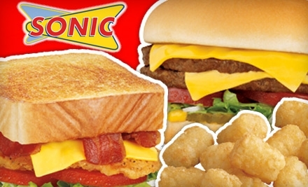 $10 Groupon to Sonic: 312 Columbia Ave. - Sonic in Lexington