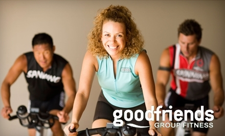 Good Friends Fitness: One Month of Daytime Classes - Good Friends Group Fitness in Tallahassee