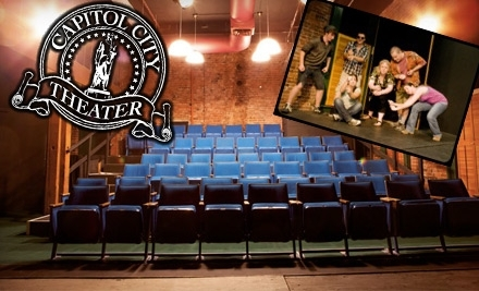 Capitol City Theater: Improv Your Sales Workshop - Capitol City Theater Improv in Salem