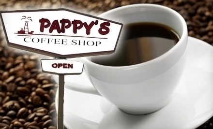 Pappy S Coffee Shop Bakersfield Ca Groupon