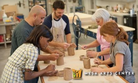 Mesa Arts Center: $100 Towards Glass Classes - Mesa Arts Center in Mesa