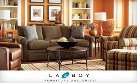 La Z Boy Furniture Galleries Goodyear Az Groupon