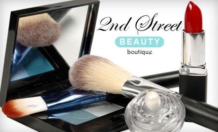 2nd Street Beauty: European Facial - 2nd Street Beauty in Long Beach