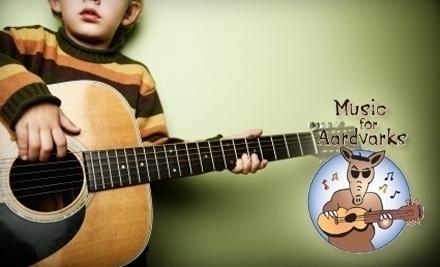 A Aardvarks Music / 2