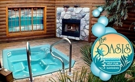 Oasis Hot Tub Gardens Ann Arbor Mi Groupon