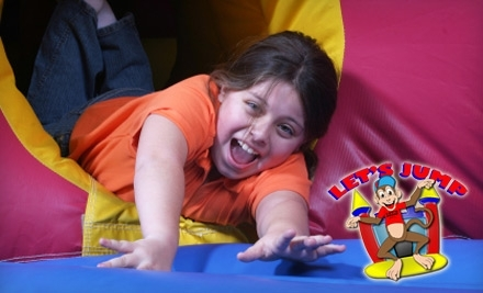 Let's Jump: $50 Worth of Inflatable Rentals - Let's Jump in Keller