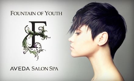 Fountain of Youth Aveda Salon Spa: Spa Mani-Pedi - Fountain of Youth Aveda Salon Spa in Pittsburgh