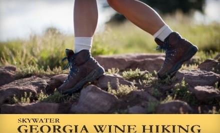 Georgia Wine Hiking: The Strenuous Hike Plus Wine Tasting - Georgia Wine Hiking in