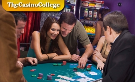 The Casino College: 80-Hour Casino Dealing Class with Certification - The Casino College in Mountain View