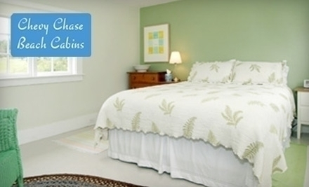 Chevy chase beach cabins port townsend wa groupon for Chevy chase beach cabins