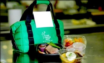 The Fresh Diet: 2 Weeks of Premium Choice Program - The Fresh Diet in