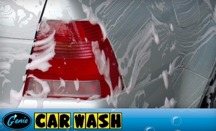 Genie Car Wash: 1311 S Lamar Blvd. - Genie Car Wash in Austin