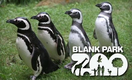Blank Park Zoo: 1-Year Family Plus Membership - Blank Park Zoo in Des Moines