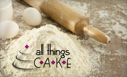 All Things Cake: $30 Worth of Baked Goods - All Things Cake in Tulsa