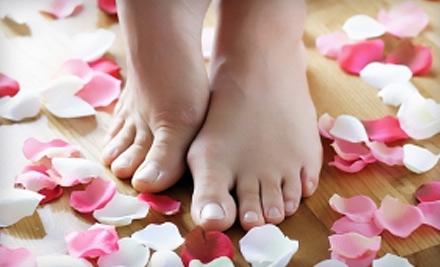 Kea Lani Skin Care and Boutique: Classic Mani-Pedi - Kea Lani Skin Care and Boutique in Greensboro