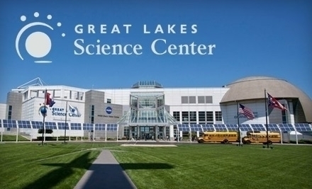 Great Lakes Science Center Cleveland Oh Groupon