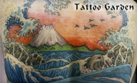 tattoo garden everett wa groupon