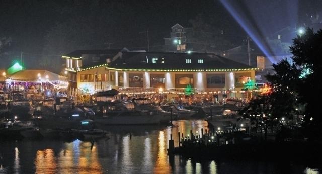 Chesapeake City Marina Restaurant