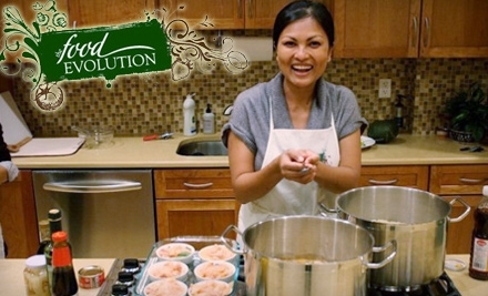 The Food Evolution: Nutrition, Health, and Cooking Lecture - The Food Evolution in Bardonia