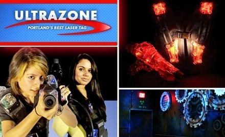 Ultrazone - Ultrazone in Portland