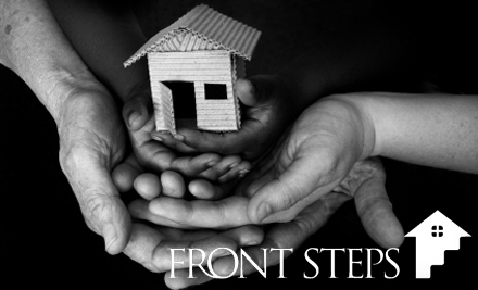 $10 Donation to Front Steps - Front Steps in
