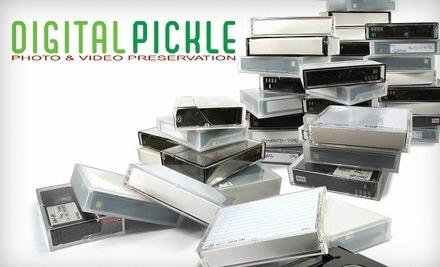 $90 Groupon to Digital Pickle - Digital Pickle in San Francisco
