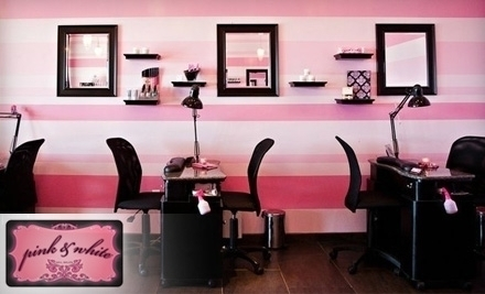 Pink and White Nail Salon - Portland, OR | Groupon