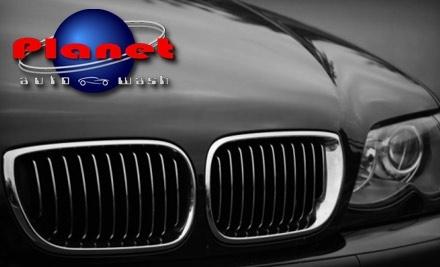 Planet Auto Wash: 5 Jupiter Car Washes - Planet Auto Wash in Manassas