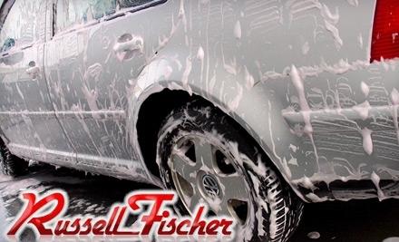 Russell Fischer Car Wash: 18971 Beach Blvd. in Huntington Beach - Russell Fischer in Huntington Beach