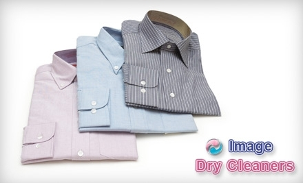 $45 Groupon to Image Dry Cleaners - Image Dry Cleaners in Chicago