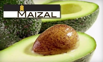 $30 Groupon to Maizal Restaurant - Maizal Restaurant in Staten Island