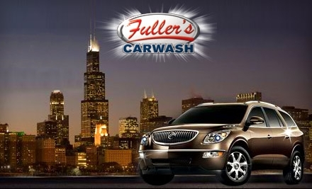 Fullers Carwash, Detail & Lube Center: 1 Full-Service Oil Change, Including 1 Full-Service Car Wash, Plus Tire Rotation - Fullers Carwash, Detail & Lube Center in Hinsdale