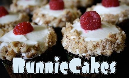 Bunnie Cakes - Bunnie Cakes in