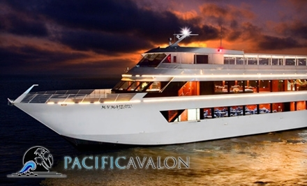 Pacific Avalon Yacht Charters:
