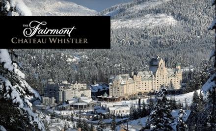 Fairmont Chateau Whistler - Fairmont Chateau Whistler in Whistler